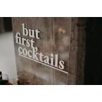 Panneaux bar